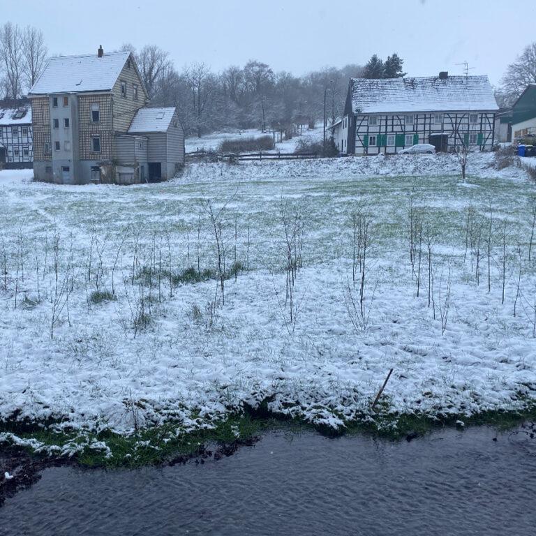 Koxhof-im-Winter